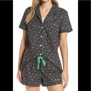 J. Crew Intimates & Sleepwear - J Crew Floral Print Pajamas